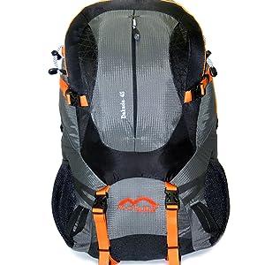 MONTIS DAKADA 45, mochila de senderismo, ruta y trekking