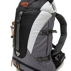 MONTIS VENTURE 30, mochila de senderismo y ruta