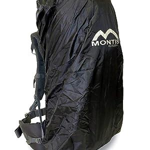 MONTIS ARACAR 55 - Mochila de trekking y senderismo