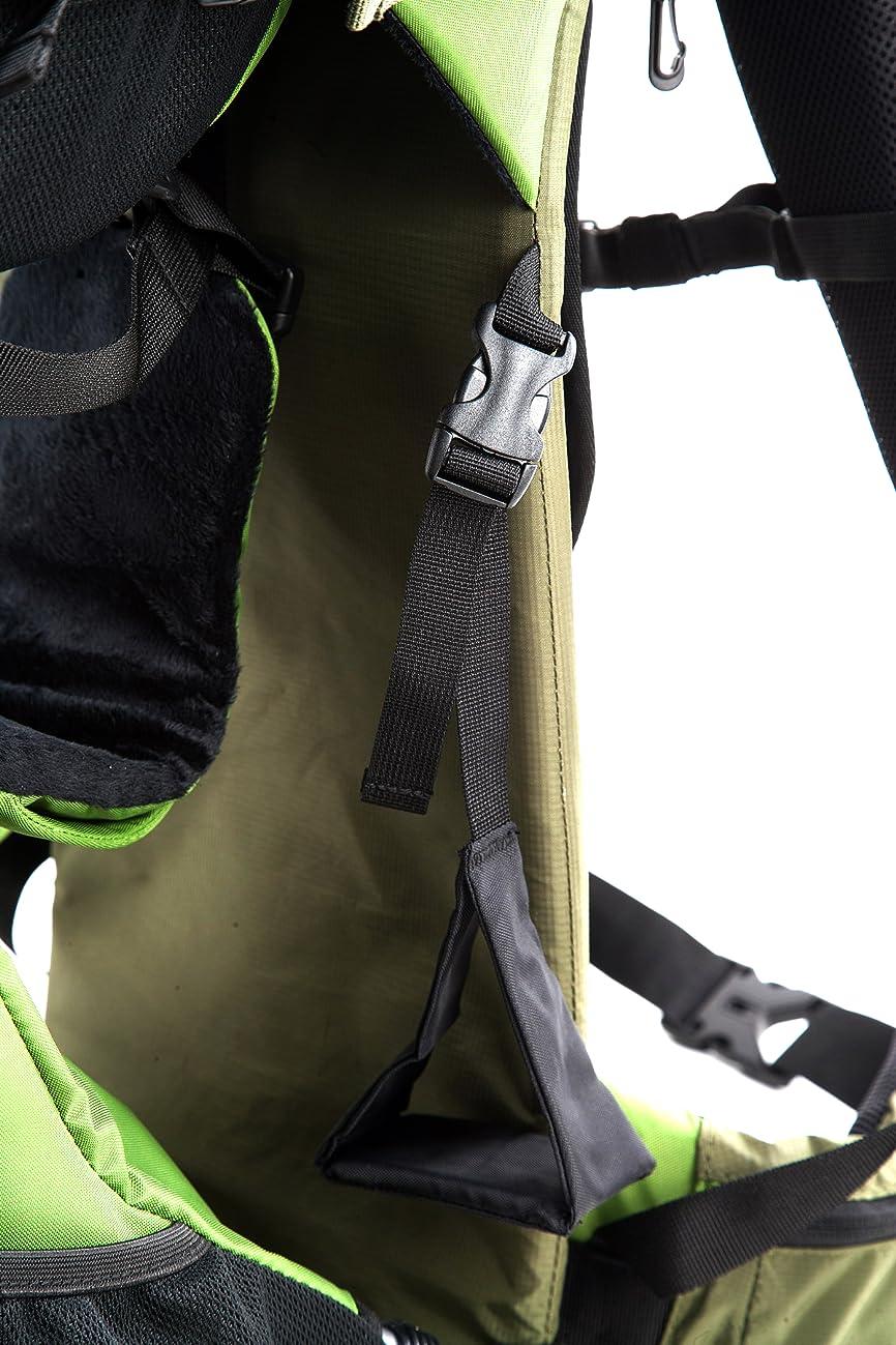 MONTIS - FOOTREST - Estribos reposapiés - Aptos para mochilas portabebés de MONTIS