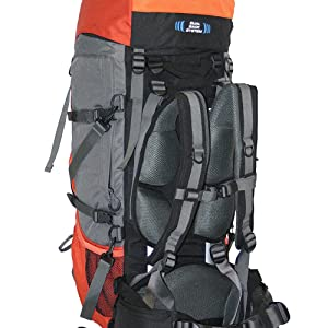 MONTIS NADEL 60+20, mochila de senderismo - bolso, 80 l