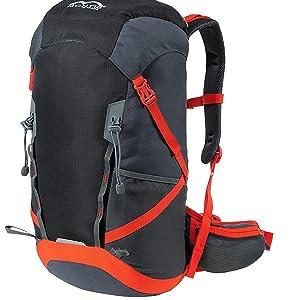 MONTIS ALPIZ AIR 30 - Mochila de senderismo, deporte y uso diario