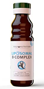Yoga Nutrition Liposomal Vitamina D3 y K2 Líquido MK7-100 ml ...