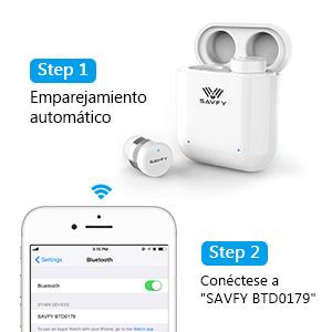 Cómo Usar Auriculares y Conexión Bluetooth