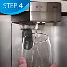 WaterDrop DA29-00003G Cartucho de Filtro de Agua para Nevera/frigorífico - Samsung Aqua Pure Plus DA29-00003G DA29-00003B DA29-00003A DA97-06317A ...