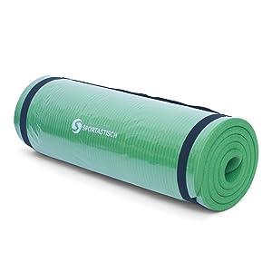 """EXCELENTE: colchoneta gymnasia """"Gym Mat Pro"""":: material NBR :: 183 x 60 x1,5cm :: plegable y fácil de transportar :: cinco colores a escoger :: ..."""