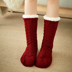 Mujer Calcetines Tipo Pantuflas