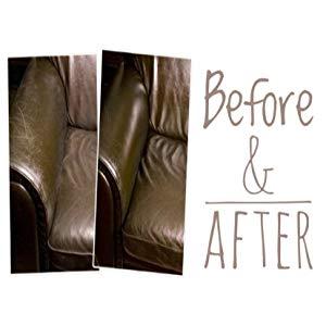 Leather Honey - Acondicionador para cuero, el mejor acondicionador de cuero desde 1968, botella de 0,24 litros. Para uso en ropa de cuero, muebles, ...