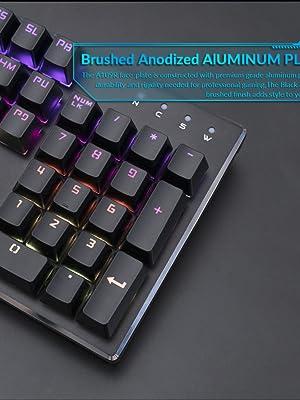Contenidos del paquete 1 x ACGAM con cable RGB juego de teclado