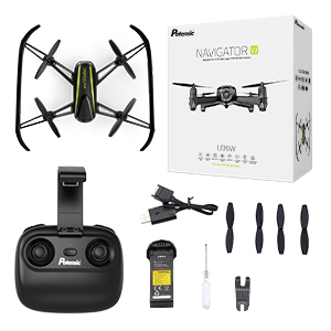 Potensic Drone con cámara 720P HD, RC Quadcopter RTF Altitude Hold ...