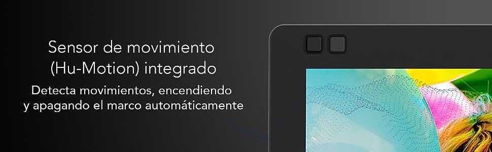 Nixplay Seed Ultra WiFi Marco Digital 10 Pulgadas. Alta resolución 2K de 2048x1536 píxeles. iPhone y Android App. 10GB Almacenamiento Online, Auto ...