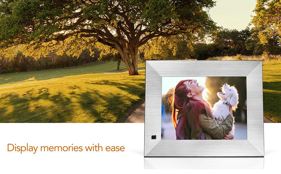 Diseñado para guardar tus mejores recuerdos en un solo lugar: