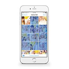 La aplicación móvil Nixplay - Conveniencia en yema de tus dedos