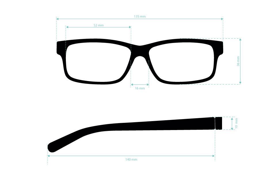 Gafas con Filtro Anti Luz Azul para Ordenador. Gafas de Presbicia o Lectura para Hombre y Mujer. Tacto Goma, Patillas Flexibles y Cristales ...