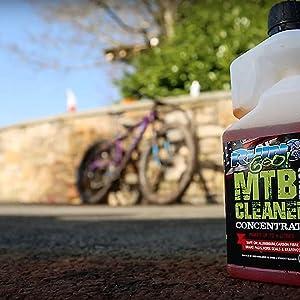 Rhino Goo! MTB Concentrate 1L - Limpiador de bicicletas de doble ...