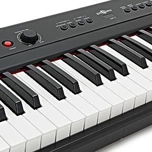 Piano de Escenario SDP-2 de Gear4music: Amazon.es: Instrumentos ...