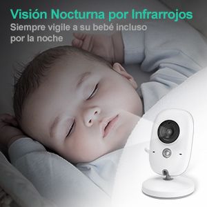 Vigila bebés inalámbrico