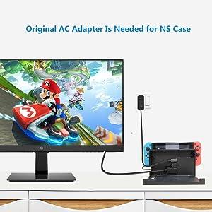 Cable HDMI a DisplayPort Adaptador 4K@60Hz,Hacer Conversor HDMI-DisplayPort 2M,Activo Convertidor Macho HDMI a DP con Audio para Xbox One,360,NS,Mac Mini,PC a Monitor,TV,1080P@60Hz Conector/Adapter: Amazon.es: Electrónica