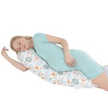 i-baby Cojín Lactancia Almohadas de Lactancia 3 EN 1 para Embarazo y Bebé con Cubierta de Algodón Lavable Extraíble Almohada Maternal de Apoyo para ...