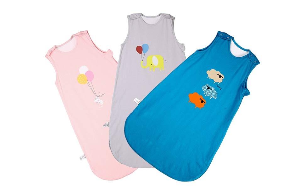 Los sacos de dormir i-baby son la forma segura y cómoda para que todos los bebés y niños duerman. Las bolsas de dormir i-baby reemplazan las mantas y los ...