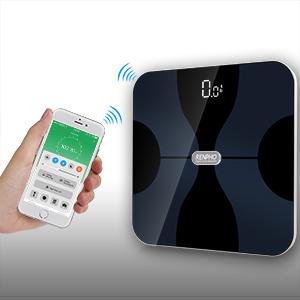 RENPHO Báscula Corporal Digital Inalámbrica con App para