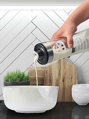 Mezclador de vinagretas y salsas para ensalada