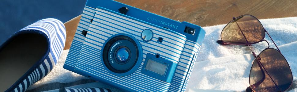 Lomography LomoInstant San Sebastian: Amazon.es: Electrónica