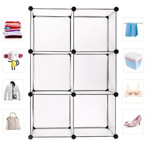 Songmics lpc111 estanter a estante armario aparador ba o for Armarios bano amazon