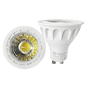 Bombilla LED Color regulable MR16 GU10 6W