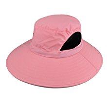 Talla única  El sombrero de sol de estilo casual es cómodo y bien diseñado.  Se adapta a la circunferencia de la cabeza de 22-23.5 pulgadas(56-60 cm) y  tiene ... 5184e1263f2d