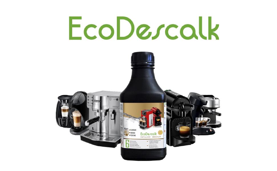 El agua que utiliza en el depósito de su máquina de café puede provocar en el aparato problemas ocasionados por la excesiva concentración de sales de calcio ...