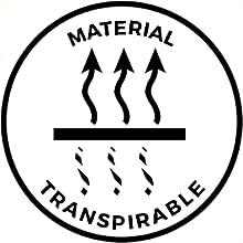MATERIAL TRANSPIRABLE