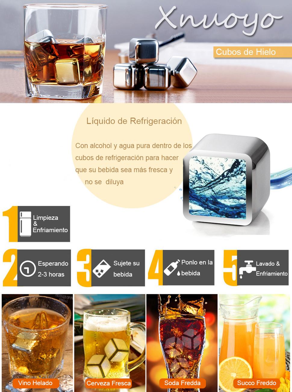 PAWHITS Pack de 6 Fundas de Neopreno para enfriadores de Bebidas en Blanco para Bodas Eventos Fiestas