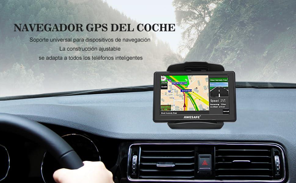 navegador gps para coche