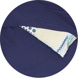 Capucha con almohada diseñada. Proteja contra las chinches, los ácaros del polvo, los alérgenos, los detergentes agresivos y la ropa de cama sucia