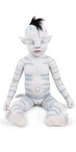 Muñeca realista Vollence