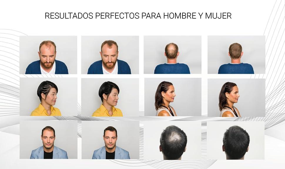 INFINIDAD DE ESTILOS DE APLICACIÓN. UNA FIBRA CAPILAR ...