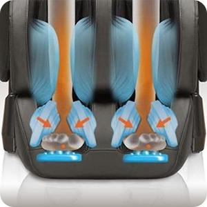 Sillon relax, sillon masaje, presoterapia