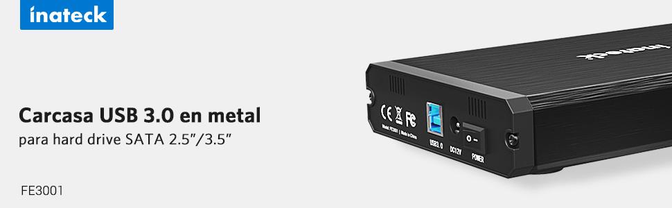 Carcasa USB 3.0