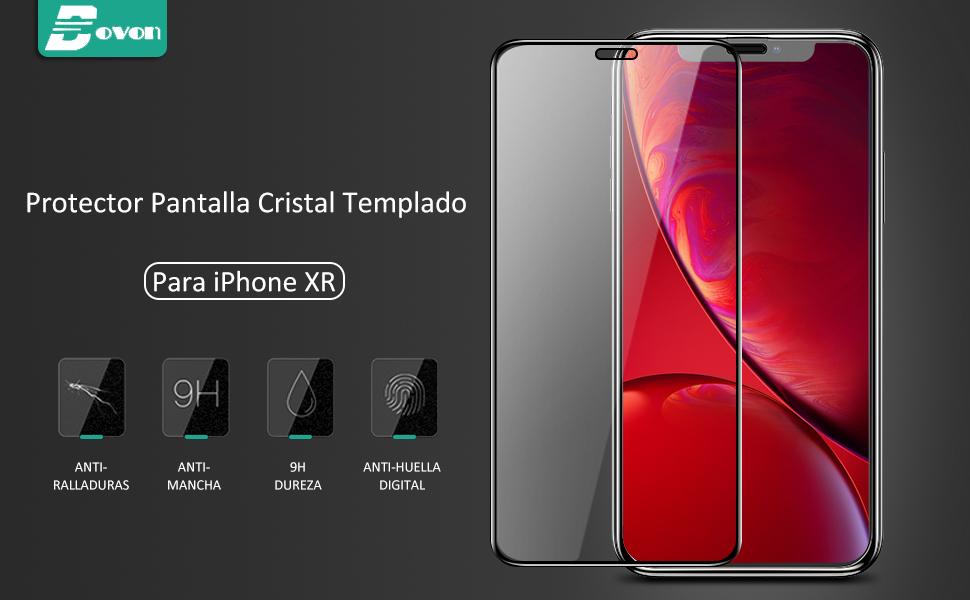Protector Pantalla iPhone XR