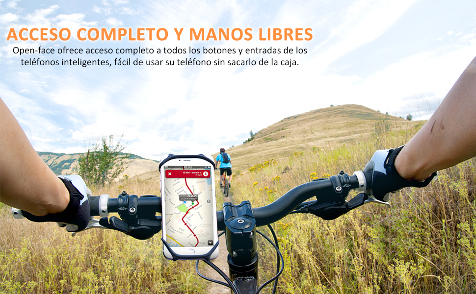 Bovon Soporte Movil Bicicleta, Soporte Universal Manillar de ...