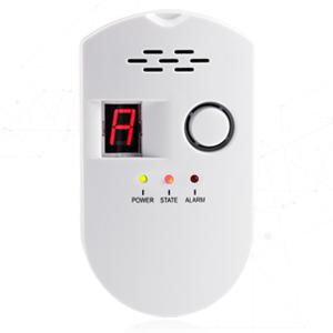 detector gas butano. >