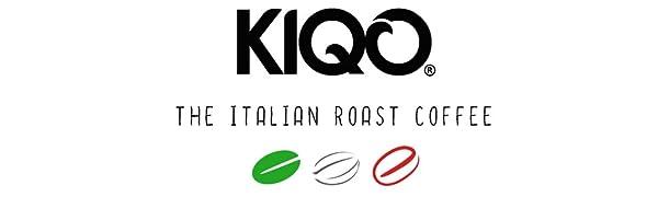 KIQO espresso logo bajo en ácido y digerible