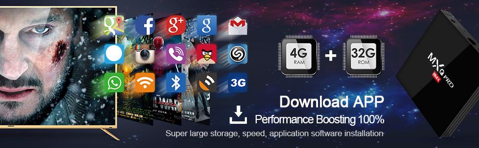 4+32GB