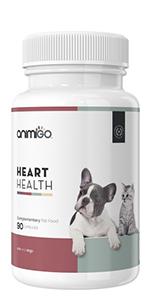 Animigo Salud del Corazón. 90 Cápsulas para el Corazón de ...