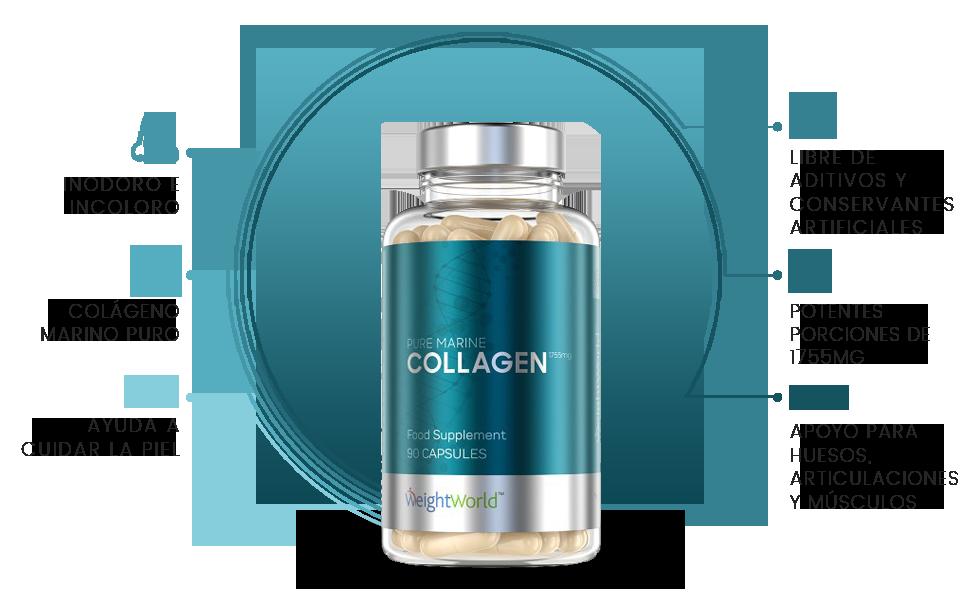 colageno hidrolizado magnesio