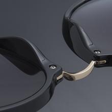 3825c369bb548 Elegear Gafas de Sol Mujer Retro Gafas vintage Redondas 100 ...