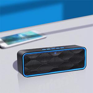ZoeeTree S1 Altavoz Inalambrico Bluetooth wqe568