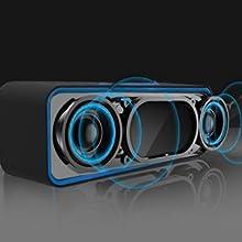 ZoeeTree S1 Altavoz Inalambrico Bluetooth oi5556