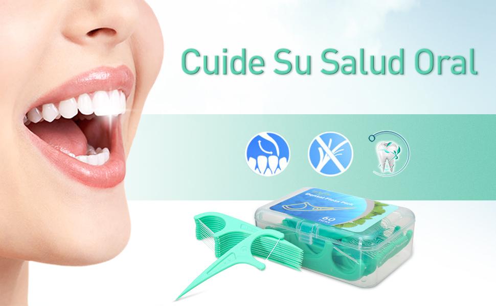 Cuidar su salud oral